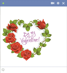 Valentine Wreath Icon