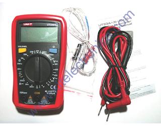 UNI-T UT33C+ Multimetro digital