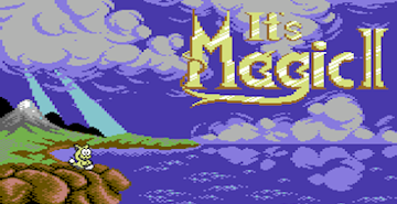 Arranca la campaña de It's Magic 2 - edición 20 aniversario para Commodore 64 #RetroManiac