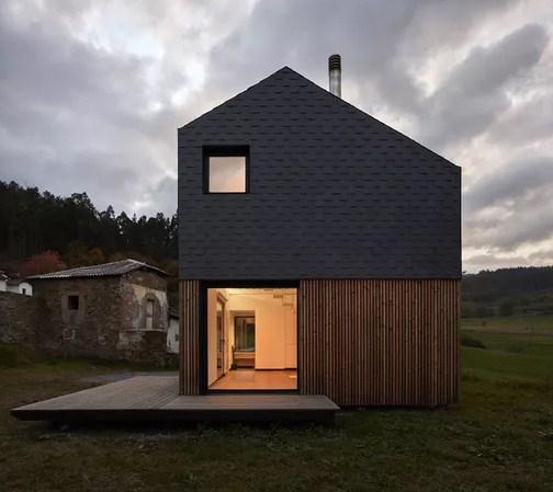 Rumah Minimalis unik type 36 - Kumpulan model rumah type 36 minimalis terbaik