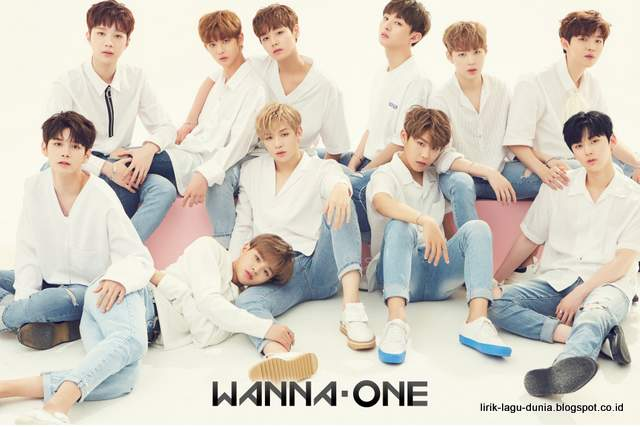 Wanna one Kpop