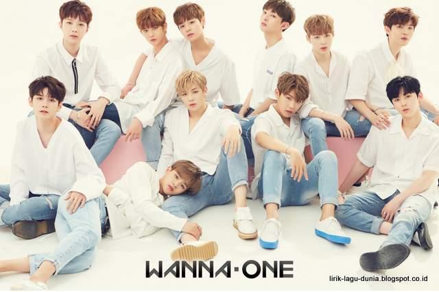 Lirik Lagu Twilight - Wanna One
