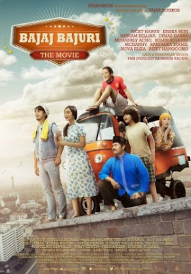 Poster Film Bajaj Bajuri The Movie