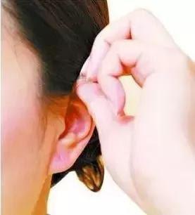 耳朵上的健康開關,每天5分鐘,揉一揉,祛疾病!(強腎、健腦、明目)