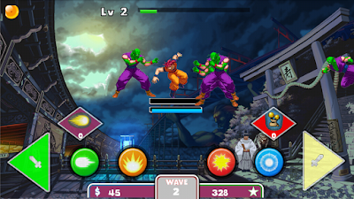 Game DBZ Android Terbaru