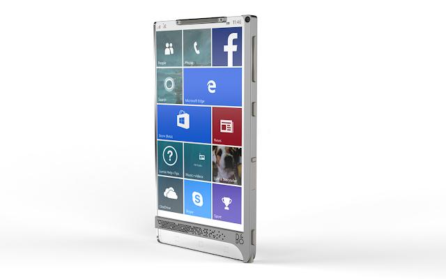 Nokia Bang & Olufsen | Smartphone | 2018 | Concept