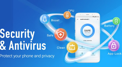 Free Antivirus 2019 – Scan & Remove Virus, Cleaner Apk free on Android