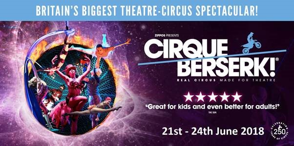 Cirque Berserk review