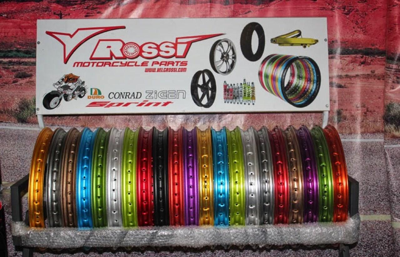 Harga Velg Rossi Ring 17 Ring 14 Ring 18 Ring 16 Ring