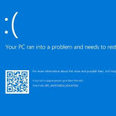 Cara Mengatasi BSOD Setelah Install Tuesday Patch Windows 10 October 2018 Update
