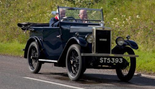 Mobil Antik Langka Hanya 3 Unit Saja Diproduksi