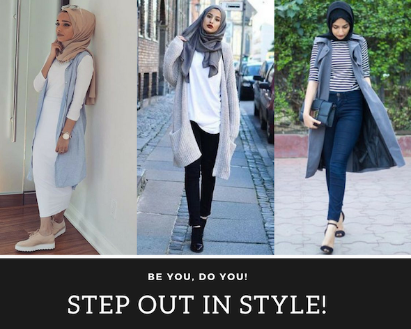 Inspirasi Fashion Hijab Tengah Malam Yanikmatilah Saja