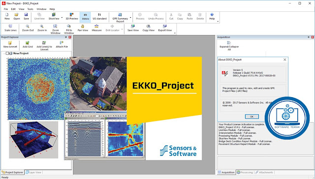 Sensors & Software EKKO_Project V5
