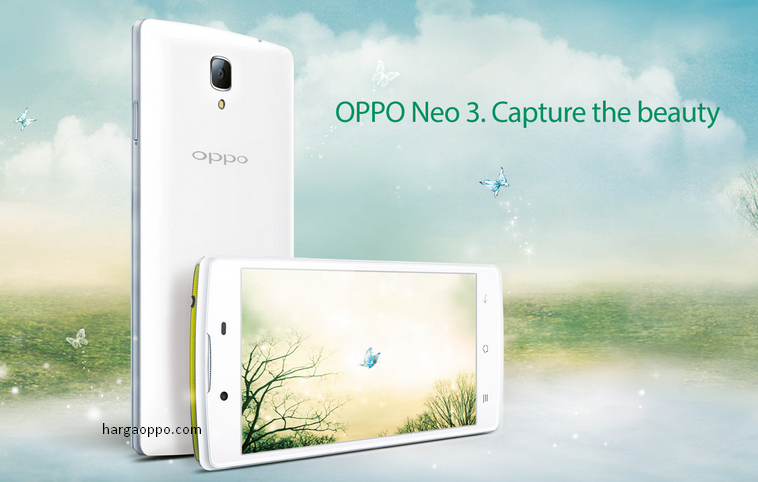 Harga Oppo Neo 3 R831K