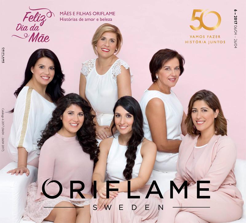 Catálogo 06 de 2017 da Oriflame
