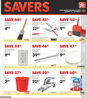 Home Hardware weekly flyer valid Aug 23 - 24, 2017