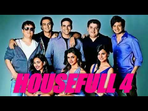 Akshay Kumar upcoming movie Housefull 4 2019