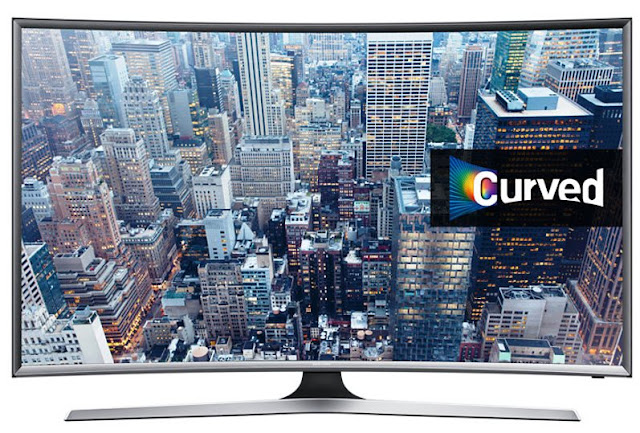 Harga TV LED SAMSUNG UA32J6300 Curved Smart 32 Inch
