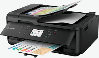 Canon TR7550 printer driver Download and install free driver