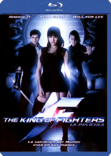 The King Of Fighters: La Pelicula (2010) | 3gp/Mp4/DVDRip Latino HD Mega