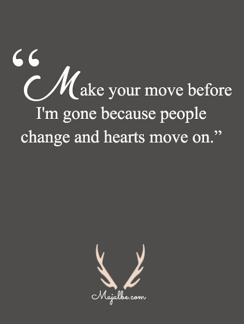 People Change Love Quotes