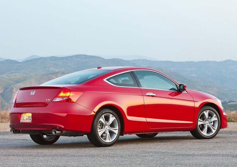 Modifikasi Motor & Mobil: Honda Accord Coupe, 2011