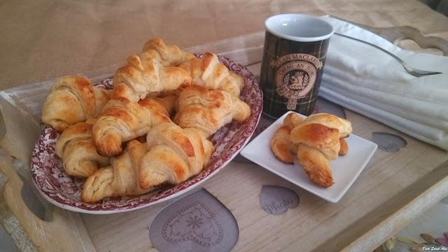 Receta del día: croissants franceses