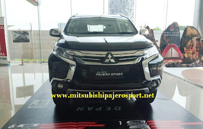 EXTERIOR ALL NEW PAJERO SPORT 2016