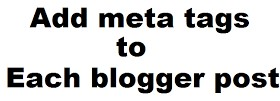 meta-tags-for-blogger-post