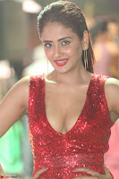 Parul Yadav in Sleeveless Deep Neck Red Gown at IIFA Utsavam Awards March 2017 027.JPG