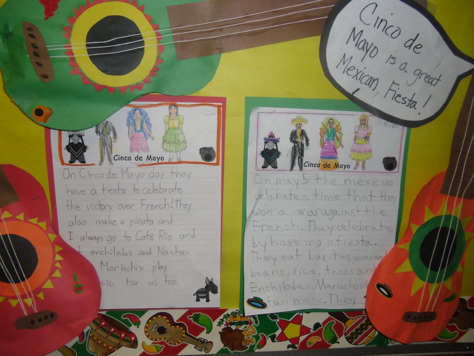 Patties Classroom Cinco De Mayo Craft