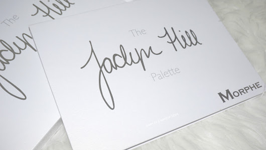 New Release | Morphe x The Jaclyn Hill Palette | Review/Swatches