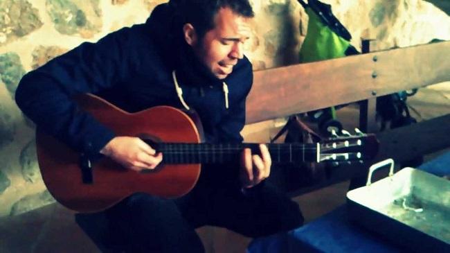 Canciones de amor de Iván Guevara