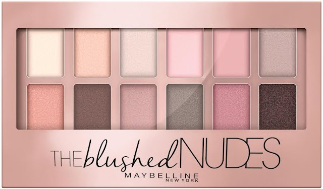 ANDRIANA LIMA and the blushed NUDES by MAYBELLINE NEW YORK