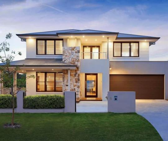 10 Contoh Desain Rumah Sederhana Dan Mewah Yang Wajib Anda Coba