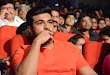 Ram Charan at Oka Manasu Audio launch