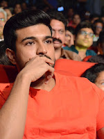 Ram Charan at Oka Manasu Audio launch-cover-photo