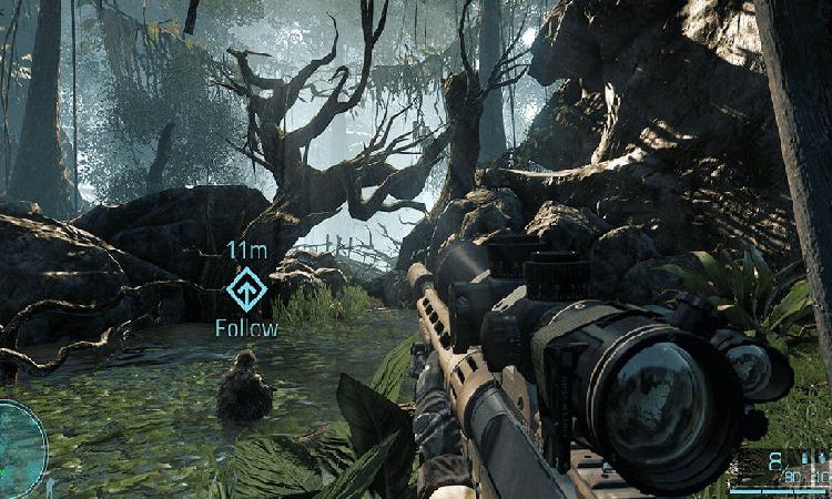 تحميل لعبة سنايبر sniper ghost warrior 2