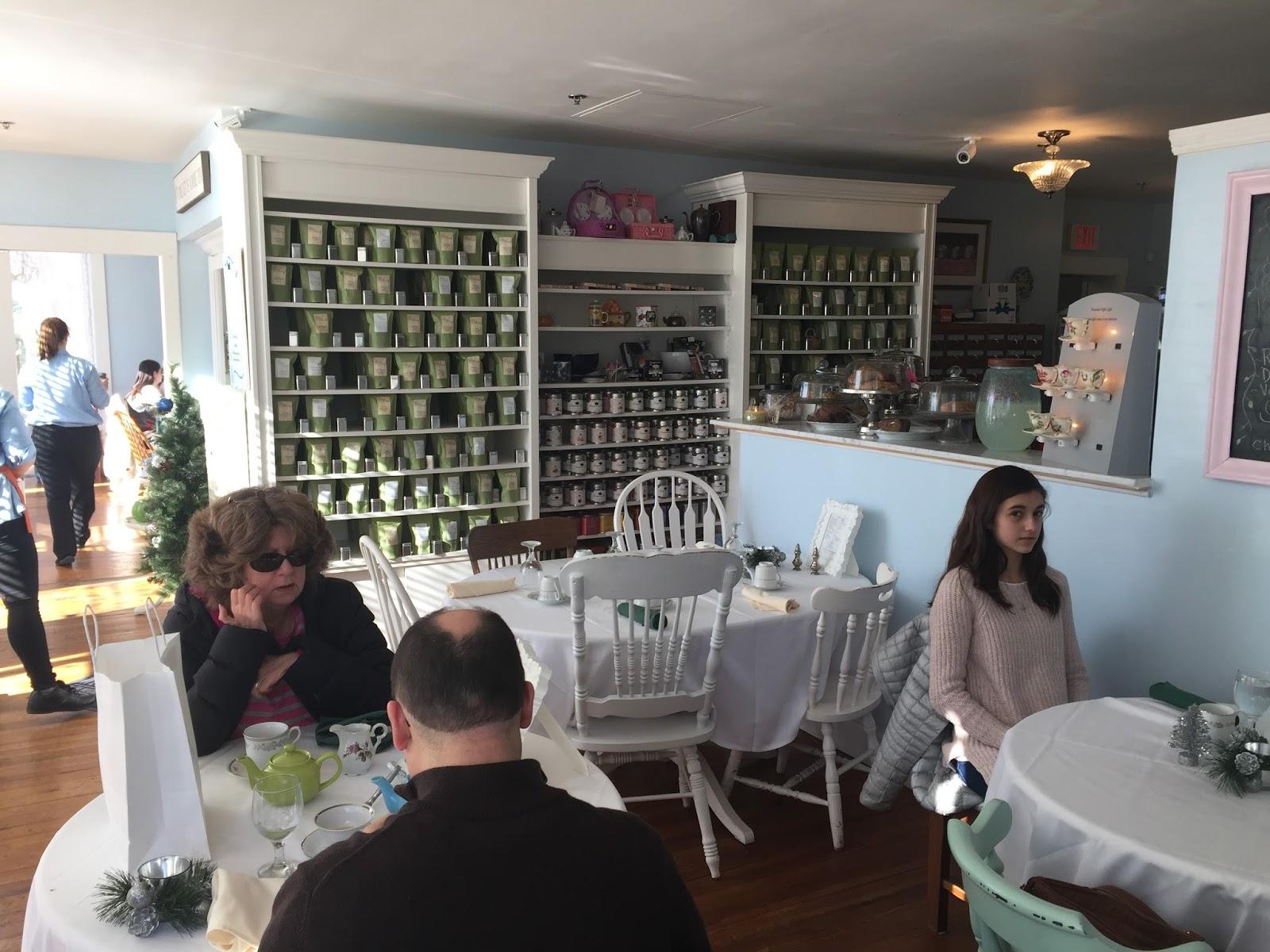 Rosemary S Sampler Tea With Tracy Seymour Ct