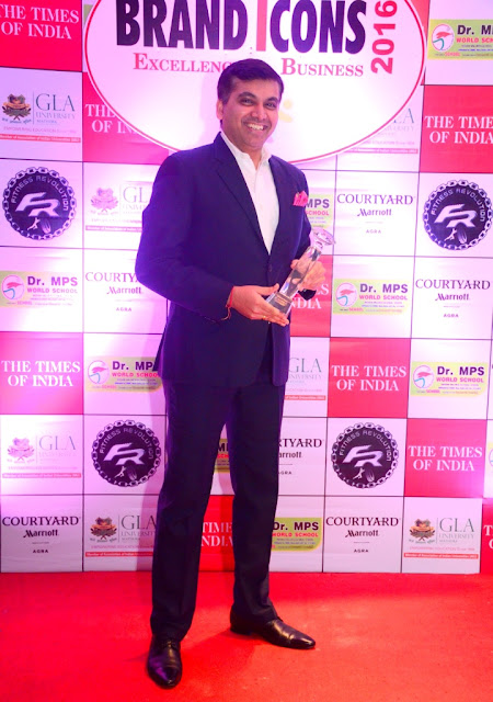 Courtyard by Marriott Agra Bags The Best Hotel Award in Agra