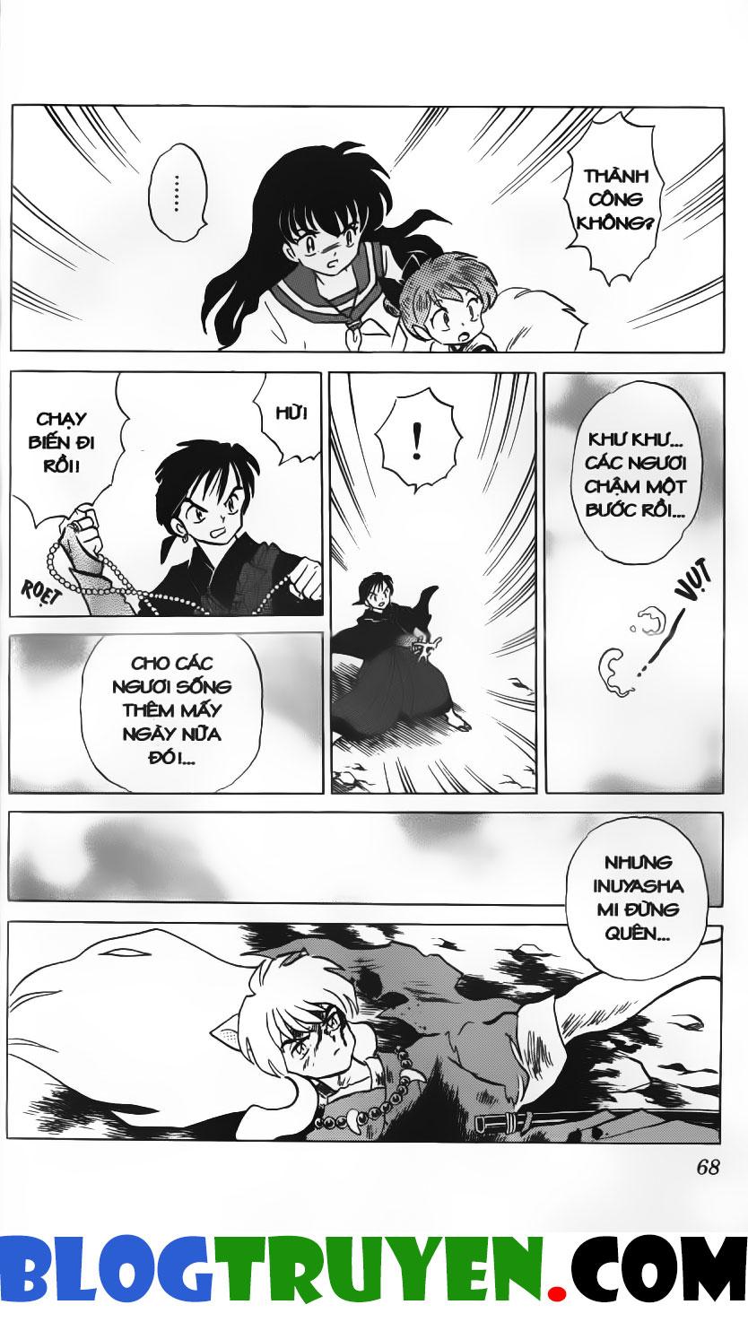 Inuyasha vol 16.4 trang 11