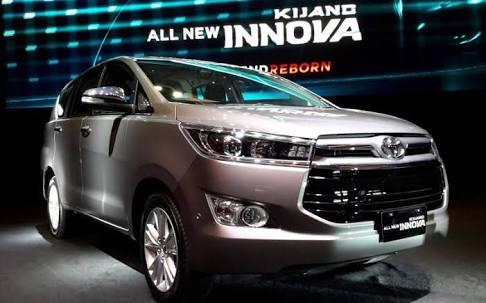 All New Kijang Innova Venturer 2018 Camry Indonesia Toyota Promo Jakarta Harga