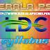 Kerala PSC LDC Examination Syllabus