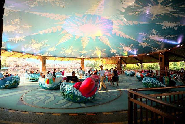 珠海長隆海洋王國園區及遊樂設施介紹