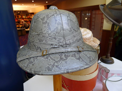 56e2f8367c2 Hatters Millinery Supplies  Closeup of the Safari helmet