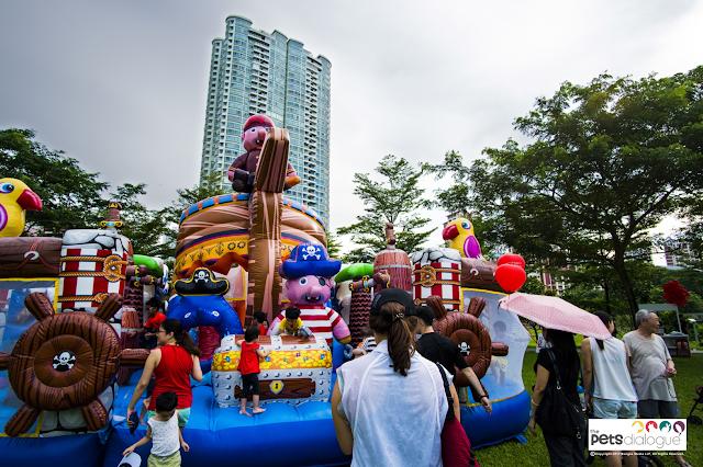 Singapore Pet event Bishan Park