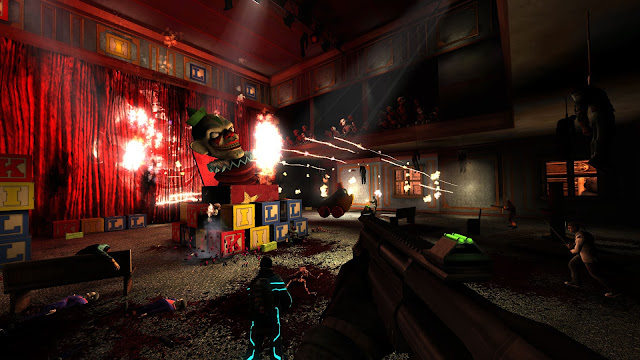 Killing Floor Incursion PC Game