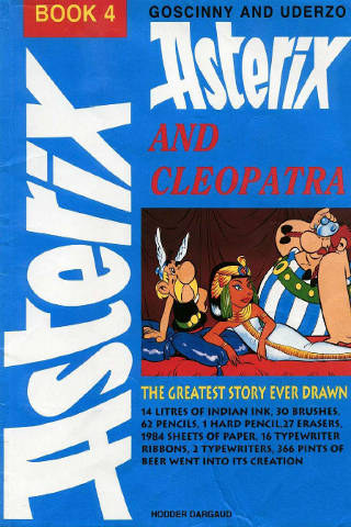 Asterix and Cleopatra PDF
