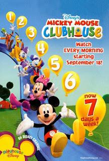 La casa de Mickey Mouse (2006) Online