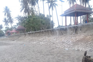 Pantai Lemo Luwu Timur